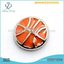 Nba encantos, basquetebol nfl encantos e jóias pingentes