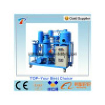 Sistema de Filtración de Aceite Hidráulico de Residuos Verdes