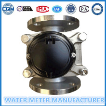 Detachable Stainless Steel Dry Dial Water Meter Cold Water Dn65mm