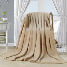 Cobertura de matéria têxtil, cobertor do velo, cobertor de lã coral contínuo