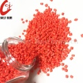 Orange Fluorescence Masterbatch Granules