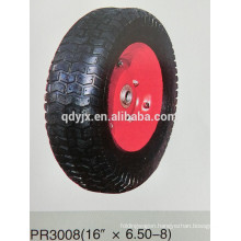 "pneumatic wheels 16""X6.50-8"