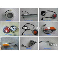 all models bus lights for yutong /bus parts