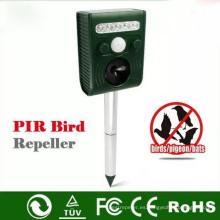 Oferta de fábrica Solar Wild Bird Repelente