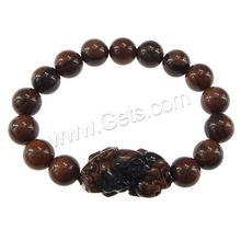 Gets.com colgante budista tailandés rojo obsidiana