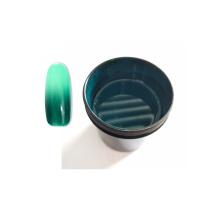 Qulick seco UV gel de esmalte termocromático de un paso constructor