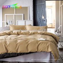 OEKO texto 500TC algodão luxo conjunto de cama para o mercado da Austrália