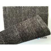 Herringbone Woolen Tweed Fabric For Winter Coat