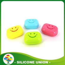 Wholesale Soap Dishes Bathroom Ware Silicone Soap Box