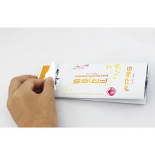 Customized Sanitary Napkin Bags Matt / Opp With Gravure Printing