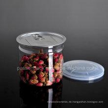 Haustier-Zip-Top-Dose für Rosen-Blumen-Tee (PPC-CSRN-045)