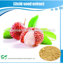 Supply Pure 100% Natural Litchi Seed Extract