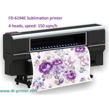 Impresora de sublimación de tinte Fd-6194e