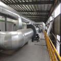 Equipamento do sistema de incineração catalítica