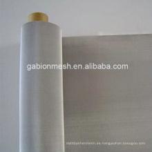 Malla de alambre de acero inoxidable 304L y productos de bajo precio