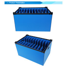 Good Quality for Custom Plastic Boxes Corrugated Plastic Box Dividers export to Germany Supplier