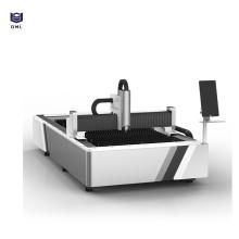 Máquina de corte a laser de fibra CNC para chapas metálicas