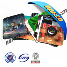 Customized High Quality 3D Lenticular Coaster