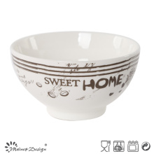 13.5cm Ceramic New Bone China Bowl High Quality