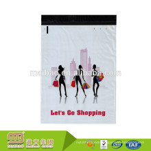 New Virgin Material Tamper-Proof Custom Plastic Express Shipping Use Poly Mailer Bag For Clothes