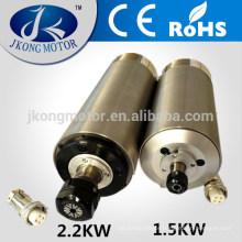 2.2kw Er20 Air - Cooled 220V CNC AC Spindle Motor for Metal Cut
