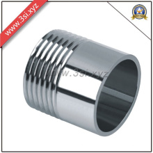 Quality Stainless Steel Threaded Nipple (YZF-E353)