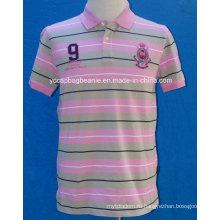 Рубашка поло нового прибытия на заказ 2012