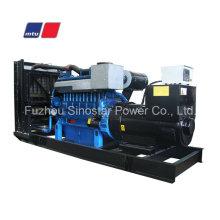 МТУ большой серии генератор дизельный 2000квт