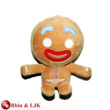 mini gingerbread man soft toy