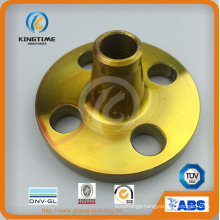ANSI DIN Carbon Steel Welding Neck Forged Flange (KT0256)