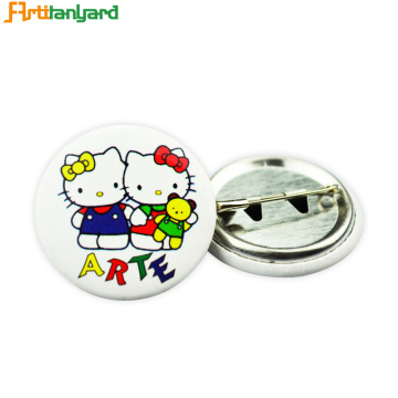 Beautiful And Fantasy Custom Button Badge