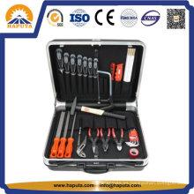 Negro maletín de ABS profesional cajas de herramientas (HT-5013)