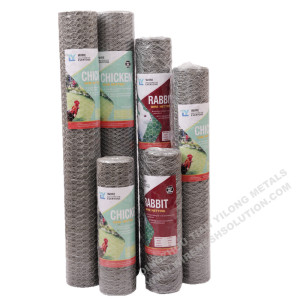 Hexagonal Poultry Mesh BWG22 for Animals