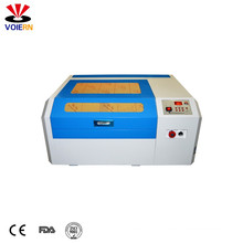 direct sale cheap portable rotary red wine glass laser engraving and cutting machine 4040