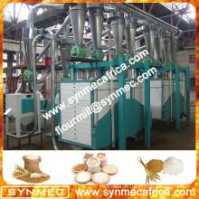 Weizenmehl-Schleifmaschine Mehl-Fräsmaschine mit niedrigem Preis