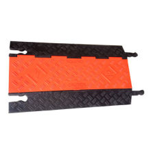 American Cable Protector, red PVC cover, 5 different size channels for different function use