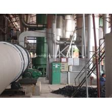 Secador de cilindro rotativo série HGB