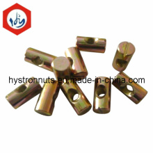 Barrel Nut, Furniture Nut, Cross Hole Long Nut