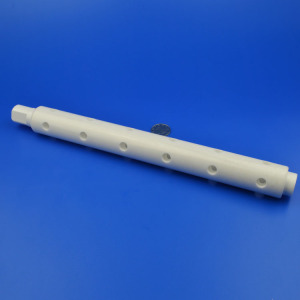 Long Porous Zirconia Ceramic Stick