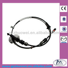 Auto Parts Mazda3 Gear Shift Cable, Mazda gear cable OEM: BN8E-46-500