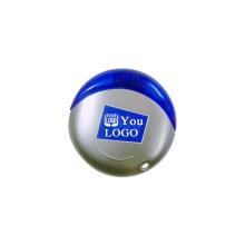 АБС-пластик круглой формы с USB-портом