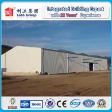 Almacén pre estructurado de estructura de acero prefabricado