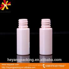 15ml perfumado facial creme plástico garrafas de litro