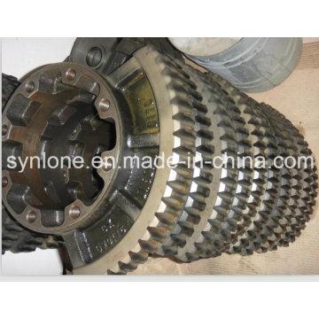 Piezas de la rueda de fabricación de fundición a presión