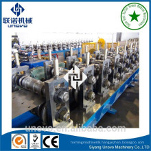 road and safety metal stud highway guardrail roll forming machine