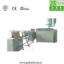 machine d'enduit PVC pour profilé en pvc