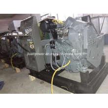 Diesel Slient generador de energía eléctrica Set Genset para la venta Fabricación de Stoctk Guangzou Generador diesel refrigerado por aire
