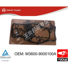 M3600-9000100A engine repair kit used for YUCHAI