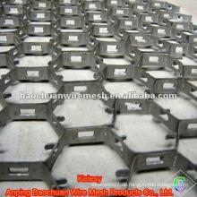 Silber Carbon Steel 0Cr18 Schildkröten Shell Mesh (Fabrik)