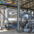 Meistverkaufte Produkte Waste Tire Recycling Produktionslinie